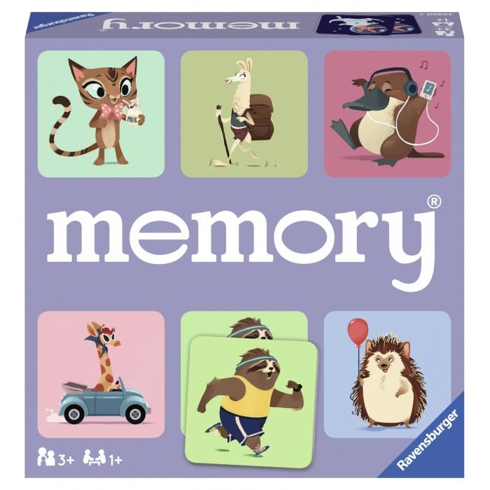 Купить Игры для малышей, Ravensburger Игра мемори Мир животных