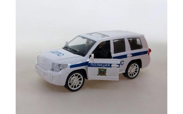 Машины Наша Игрушка Машина инерционная Полиция M9055-5 машина бетоновоз инерц свет звук эл пит ag13 3шт не вх в комплект коробка
