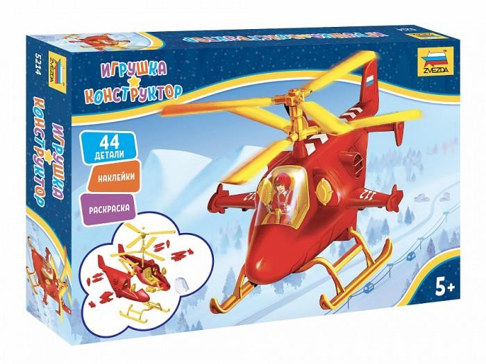 Сборные модели Звезда Спасательный вертолет наклейка