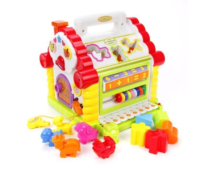 Купить Развивающие игрушки, Развивающая игрушка Наша Игрушка Теремок