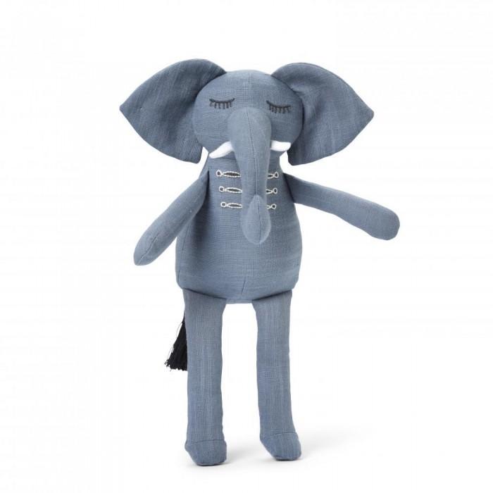 Купить Мягкие игрушки, Мягкая игрушка Elodie Details Слоник Humble Hugo 41 см