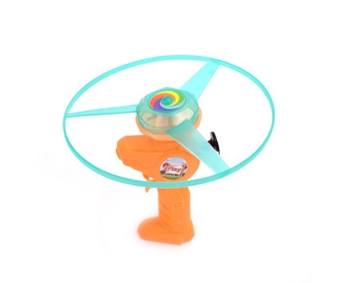 Игровые наборы Наша Игрушка Диск со светом с запуском