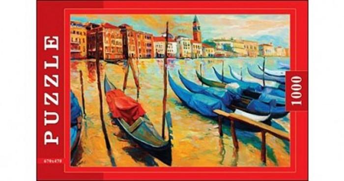 Пазлы Рыжий кот Пазлы Венеция (1000 элементов)