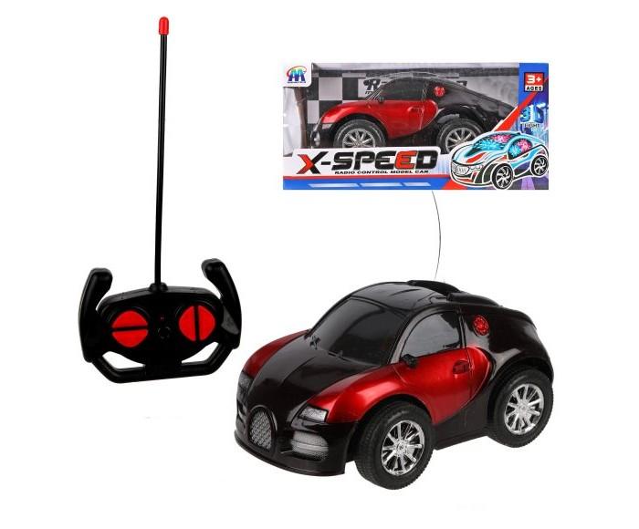 Наша Игрушка Машина радиоуправляемая 1002-3