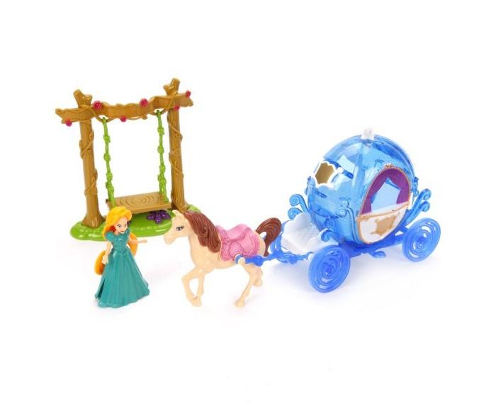 Купить Игровые наборы, Наша Игрушка Карета Каникулы принцессы