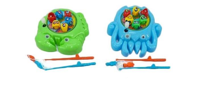 Настольные игры Наша Игрушка Набор рыбалка заводная интерактивная игрушка наша игрушка рыбалка с крючком удочка от 3 лет bw30035 2
