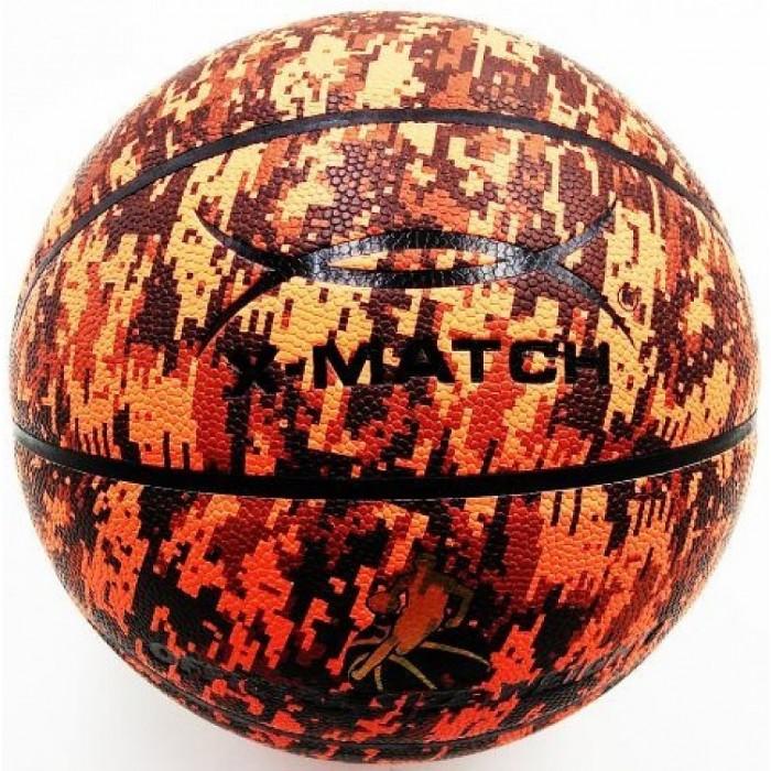 Мячи X-Match Мяч баскетбольный размер 7 56393