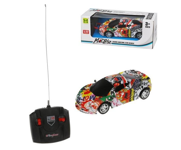 Наша Игрушка Машина радиоуправляемая SH091-49