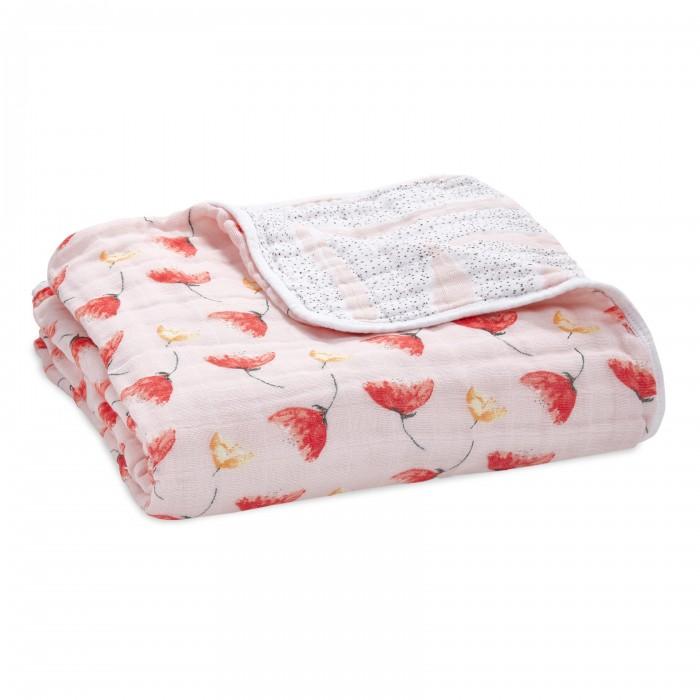 Купить Одеяла, Одеяло Aden&Anais из муслинового хлопка Picked for you 120х120 см
