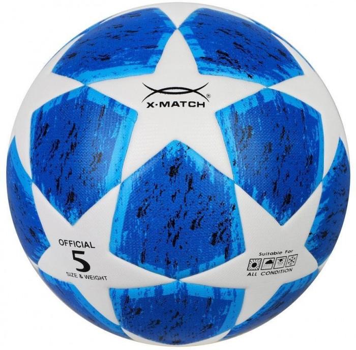 Купить Мячи, X-Match Мяч футбольный PU+EVA размер 5 56490