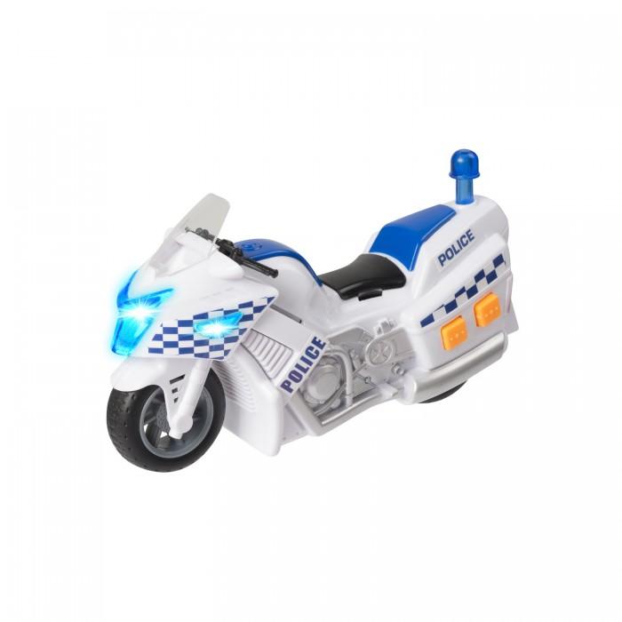 Машины HTI Полицейский мотоцикл Teamsterz