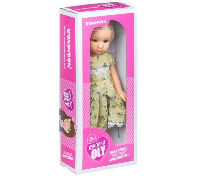 Купить Куклы и одежда для кукол, Bondibon Кукла Oly Очарование ВВ4364 36 см