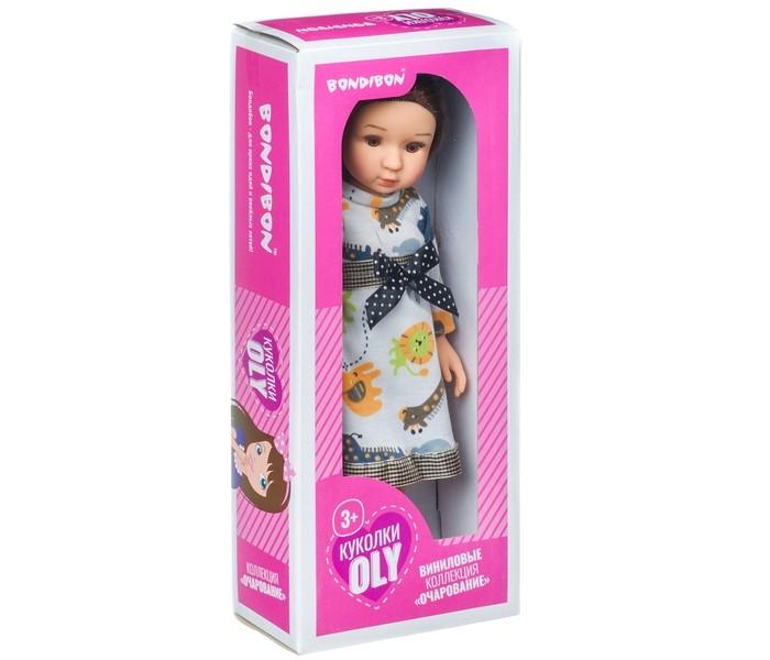 Купить Куклы и одежда для кукол, Bondibon Кукла Oly Очарование ВВ4365 36 см