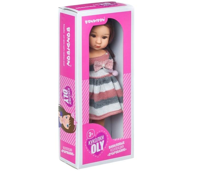 Купить Куклы и одежда для кукол, Bondibon Кукла Oly Очарование ВВ4366 36 см