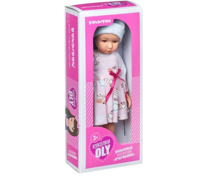 Купить Куклы и одежда для кукол, Bondibon Кукла Oly Очарование ВВ4367 36 см