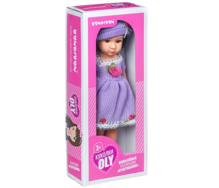 Купить Куклы и одежда для кукол, Bondibon Кукла Oly Очарование ВВ4368 36 см