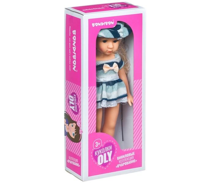 Купить Куклы и одежда для кукол, Bondibon Кукла Oly Очарование ВВ4369 36 см