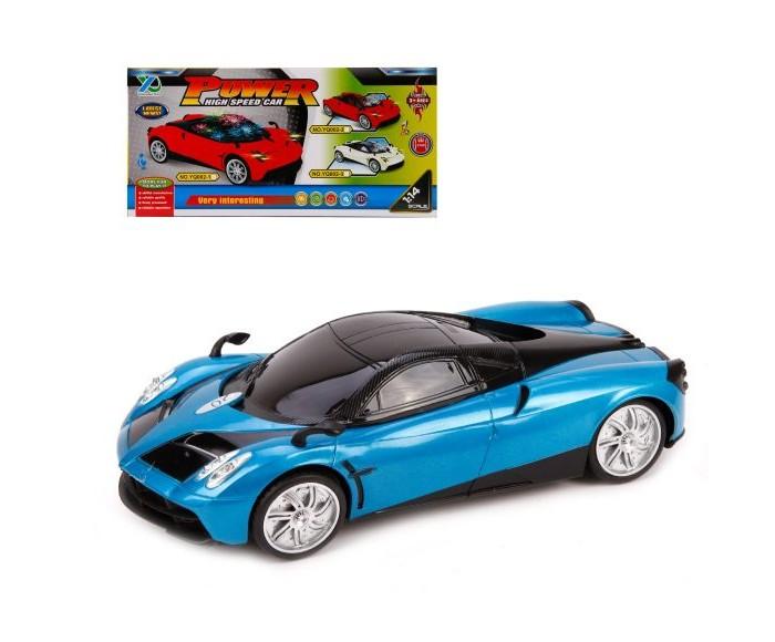 Машины Наша Игрушка Машина электрифицированная YQ003-1 игрушка
