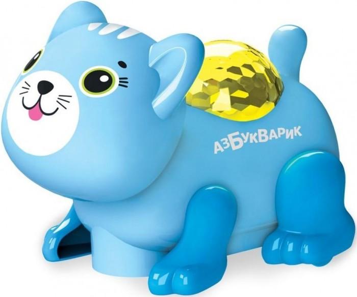 Электронные игрушки Азбукварик Котик Диско-зверята азбукварик игрушка азбукварик зверята с огоньками зайка