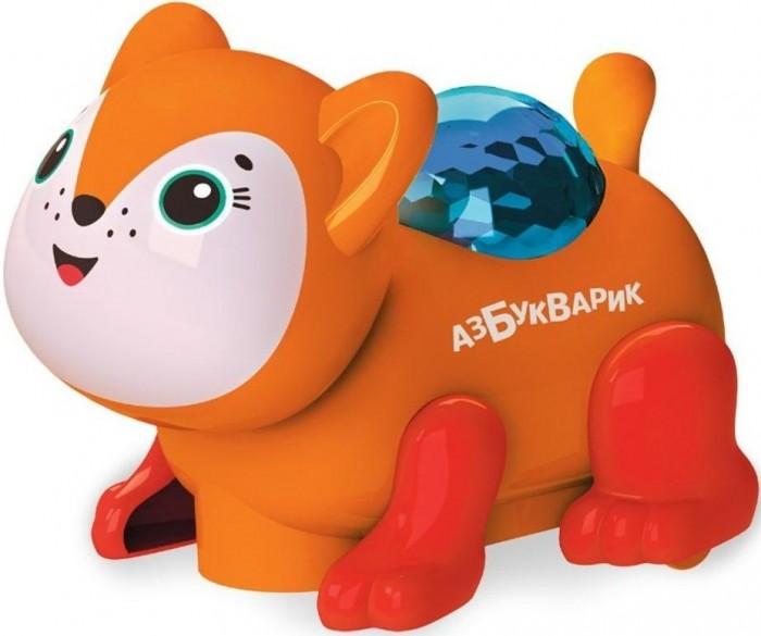 Электронные игрушки Азбукварик Лисичка Диско-зверята азбукварик 2216 зверята малышата цыпленок