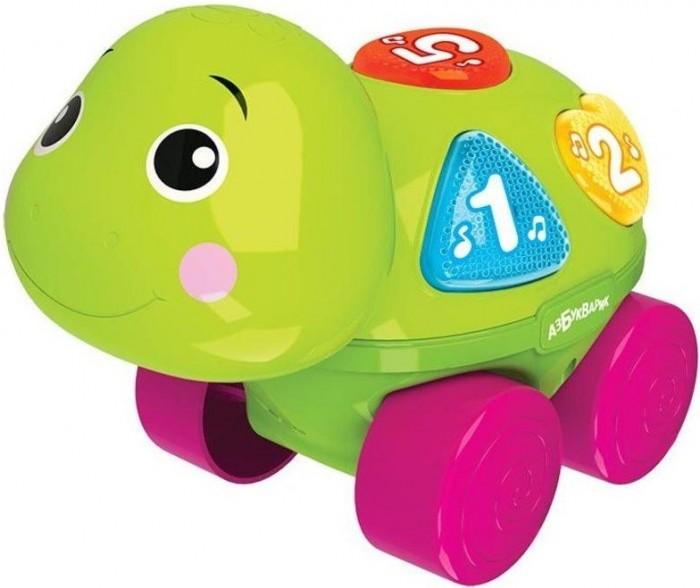 Картинка для Каталки-игрушки Азбукварик музыкальная Черепашка 2643