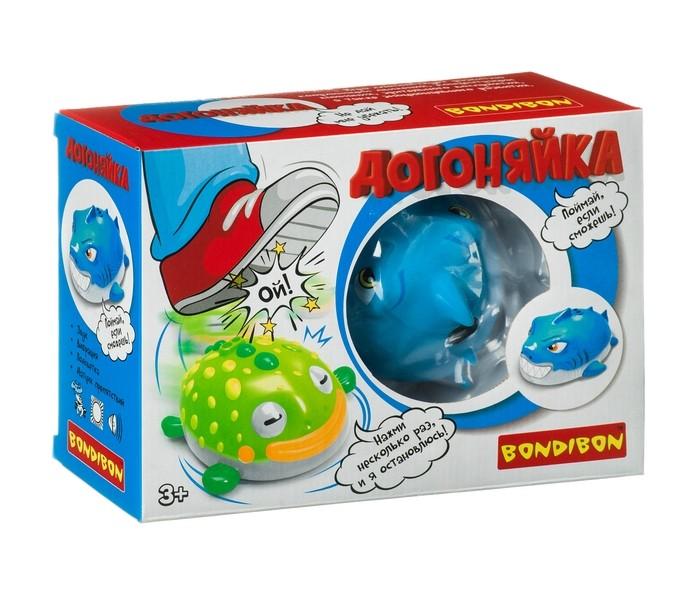 Картинка для Электронные игрушки Bondibon Развлекательная игра Догоняйка Акула