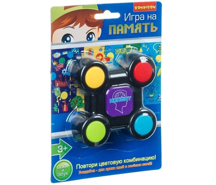 Купить Настольные игры, Bondibon Настольная семейная игра На память для мальчиков
