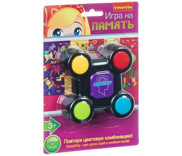 Купить Настольные игры, Bondibon Настольная семейная игра На память для девочек