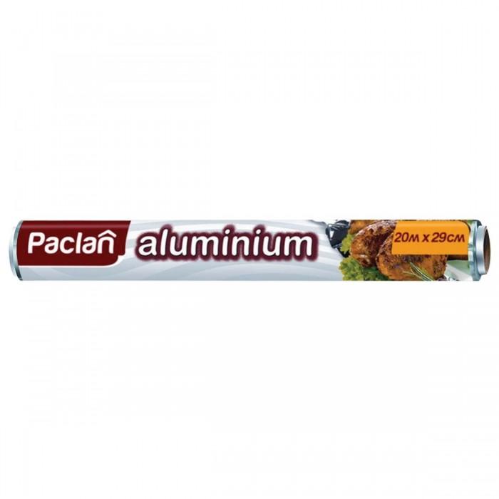 Выпечка и приготовление Paclan Фольга алюминиевая 20 м