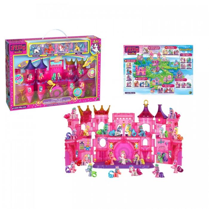 Filly Игровой набор Королевские Хрустальный замок