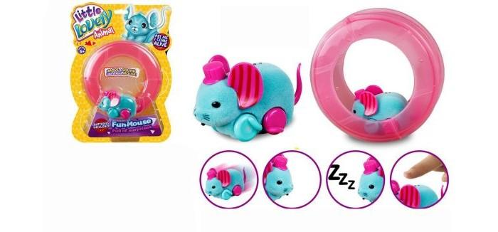 Фото - Игры для малышей Наша Игрушка Мышка электрифицированная интерактивная игрушка наша игрушка рыбалка от 3 лет синий m7203