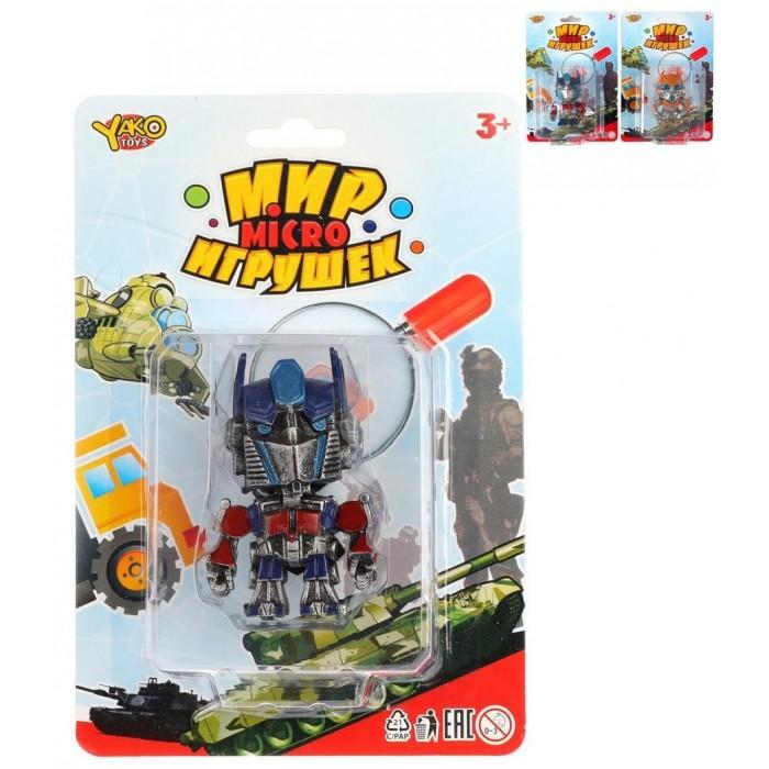 Фото - Роботы Наша Игрушка Робот 7 см роботы наша игрушка робот 6678 1