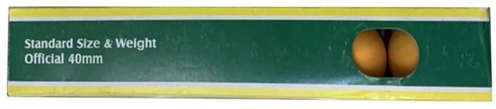 Спортивный инвентарь Наша Игрушка Шарики для настольного тенниса тяжелые 6 шт.
