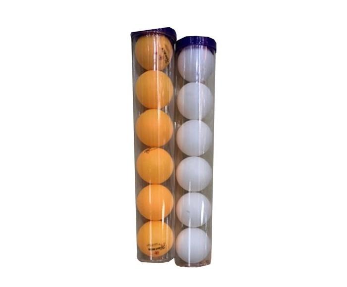 Спортивный инвентарь Наша Игрушка Шарики для настольного тенниса тяжелые 6 шт. 636180