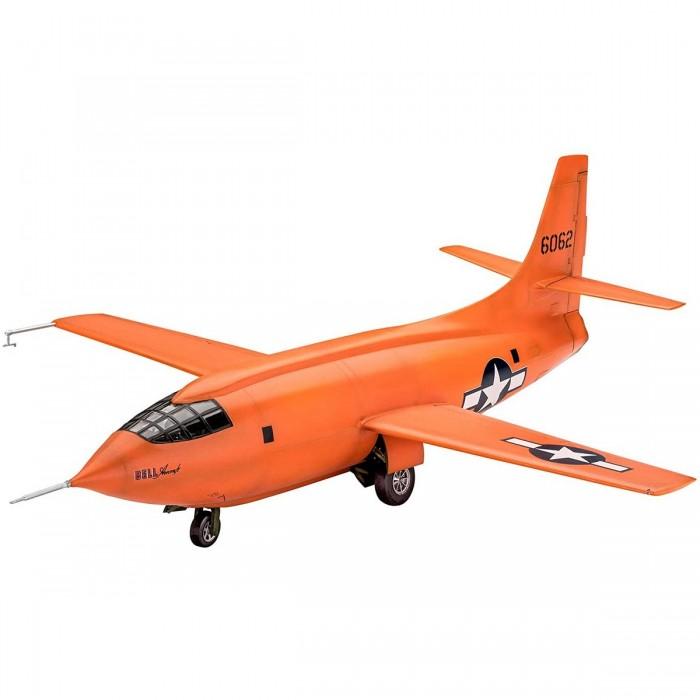 Картинка для Сборные модели Revell Сборная модель Экспериментальный самолёт Bell X-1 1-ый сверхзвуковой самолёт 1:32