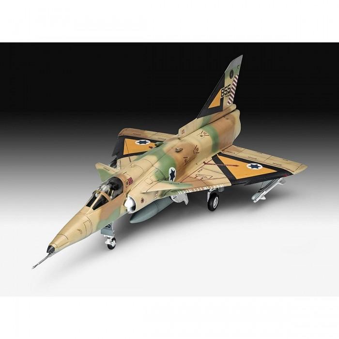 Купить Сборные модели, Revell Сборная модель Всепогодный многоцелевой истребитель Kfir C-2 1:72