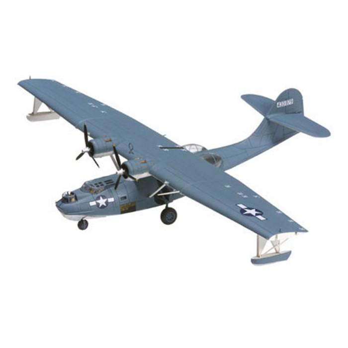 Купить Сборные модели, Revell Сборная модель Патрульный противолодочный самолёт ПБЮ-5А Каталина 1:72