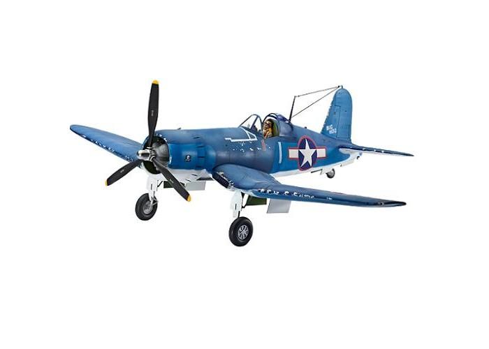 Купить Сборные модели, Revell Сборная модель Истребитель-бомбардировщик Vought F4U-1D Corsair