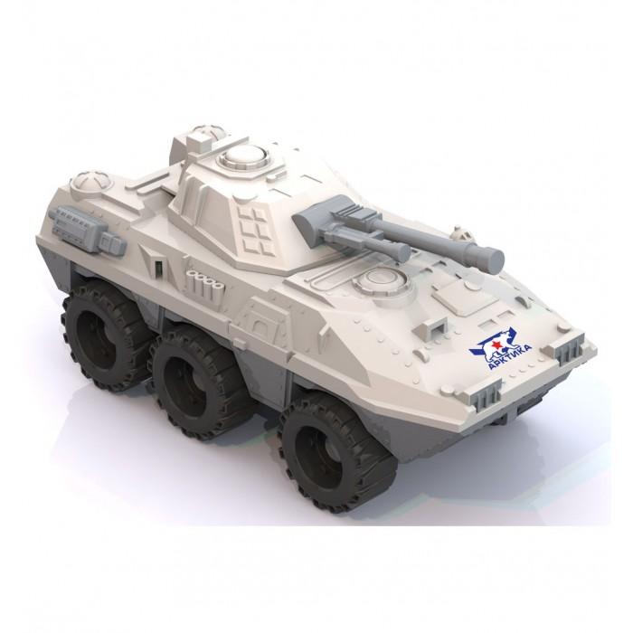 Машины Нордпласт БМП Арктика нордпласт игрушка нордпласт боевая машина пехоты арктика белый