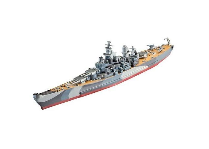Купить Сборные модели, Revell Сборная модель Корабль военный U.S.S. Missouri