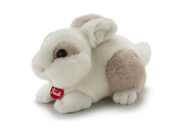 Картинка для Мягкая игрушка Trudi Кролик делюкс 15 см