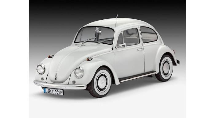 Сборные модели Revell Сборная модель Автомобиль Фольксваген Жук 1500