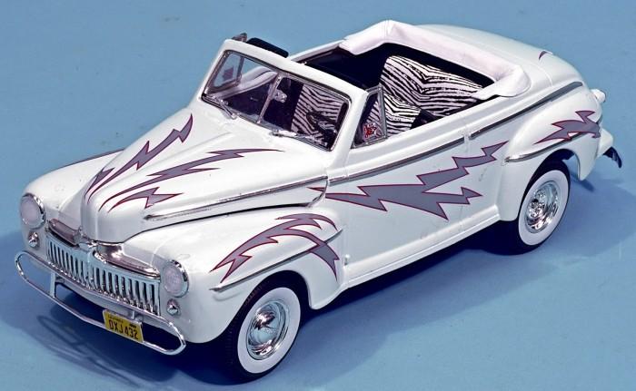 Картинка для Сборные модели Revell Сборная модель Автомобиль Greased Lightning '48 Ford Convertible
