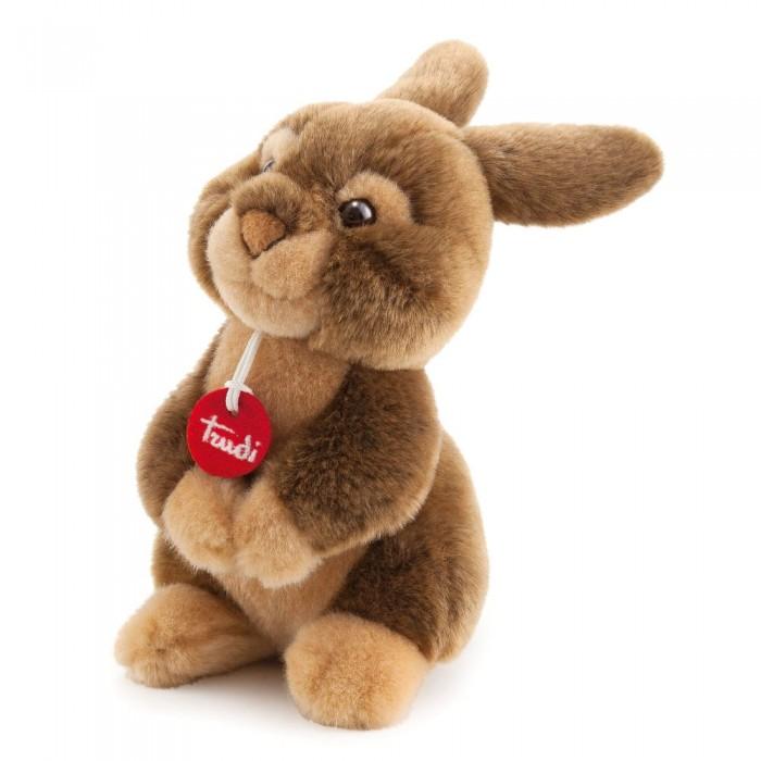 Купить Мягкие игрушки, Мягкая игрушка Trudi Заяц Марселло 24 см