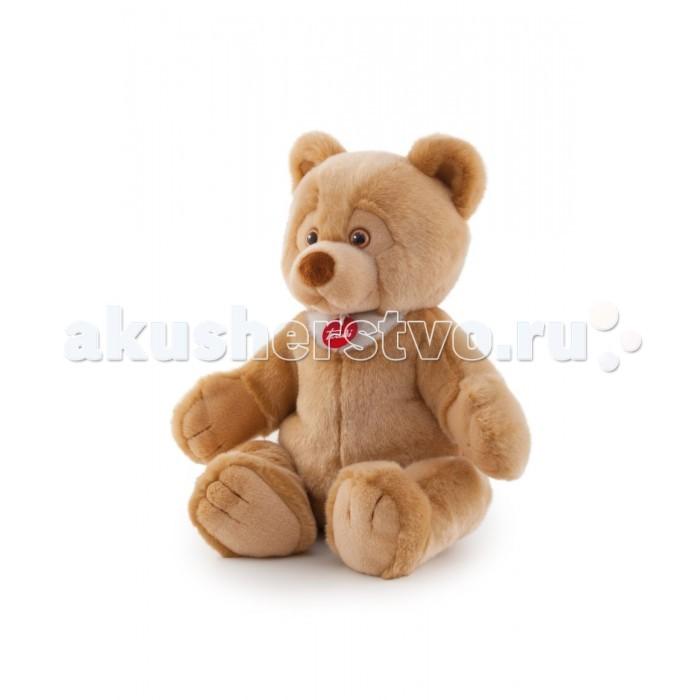 Мягкие игрушки Trudi Бежевый медвежонок Тео 26 см мягкая игрушка trudi белый медвежонок толомео 21 см