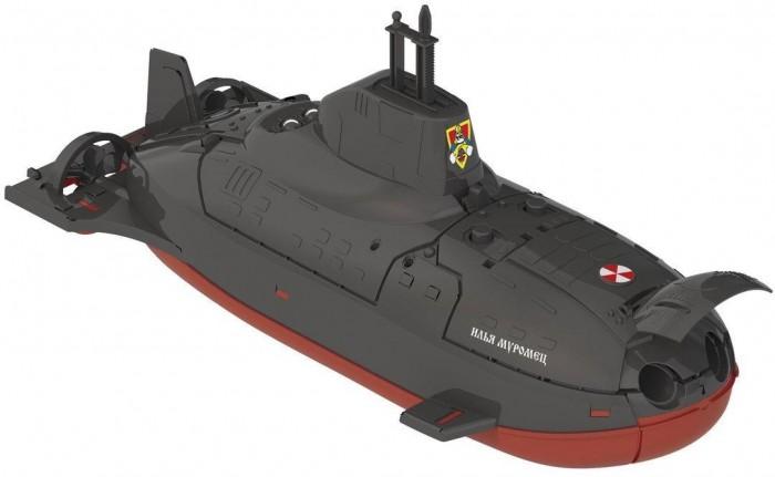 Игрушки для ванны Нордпласт Подводная лодка Илья Муромец