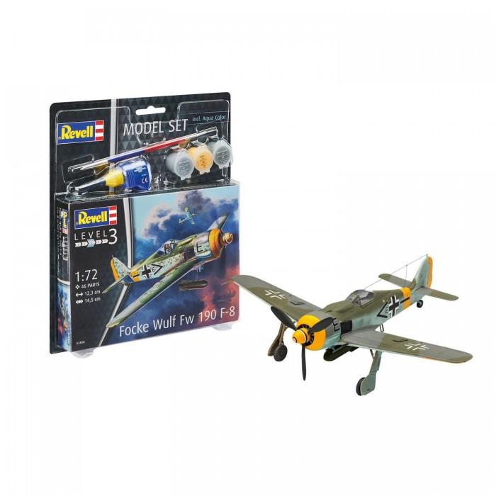 Купить Сборные модели, Revell Набор со сборной моделью Истребитель Focke Wulf Fw190 F-8