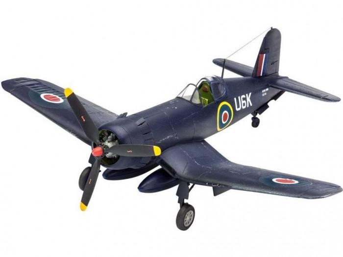 Купить Сборные модели, Revell Набор Палубный истребитель FAU-1B Corsair Royal Navy 1:72