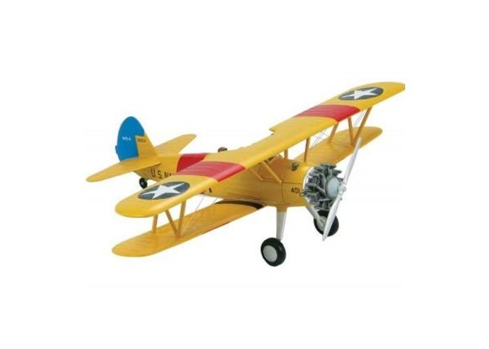 Сборные модели Revell Сборная модель Самолет Stearman Kaydet 1:72