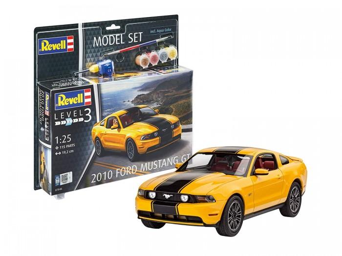 Картинка для Сборные модели Revell Набор 2010 Ford Mustang GT